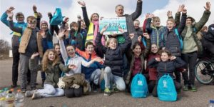 Wandelen voor Water Nijmegen - Stichting Kansarmen goede doel - Foto William Moore__