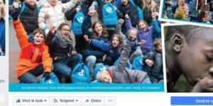 facebook Wandelen voor Water Nijmegen