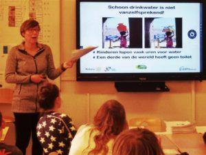 Gastles Wandelen voor Water -Astrid- Rotary- basisschool Brakkenstein