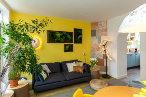 Inrichting modelwoning