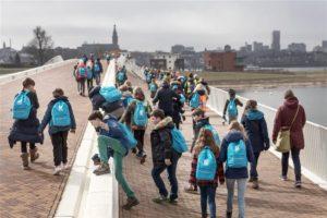 Wandelen voor Water Nijmegen -Rivierpark Lentloper - Foto William Moore